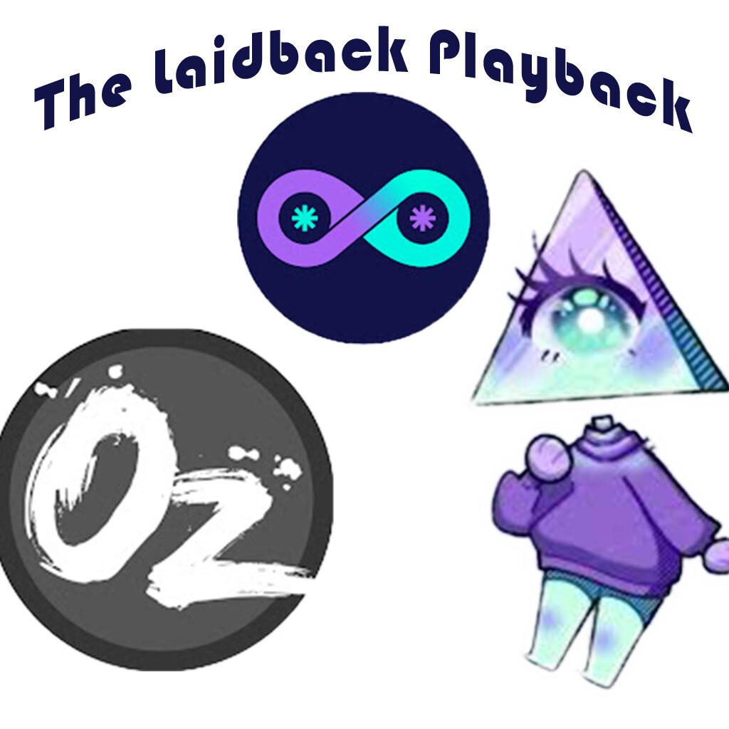 Laidback Playback logo merged
