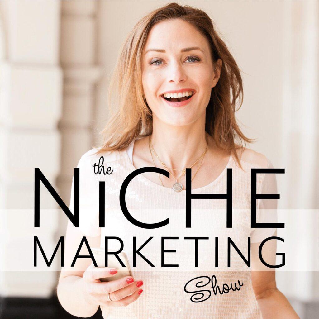 Niche Marketing podcast title card