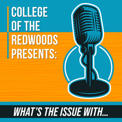 college of the redwoods podcast cover art
